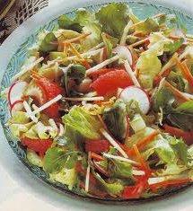 ricetta facile e veloce insalata montecarlo