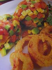 ricetta facile e veloce tartare di tonno e avocado