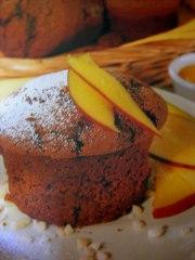 ricetta facile e veloce tortini cioccolato e zenzero