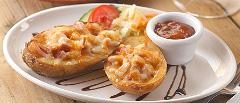ricetta facile e veloce barchette di patate