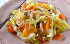 ricetta facile e veloce insalata invernale