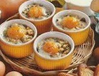 ricetta facile e veloce uova nel nido
