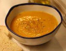 ricetta facile e veloce vellutata di carote