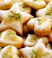 ricetta facile e veloce biscotti al pistacchio