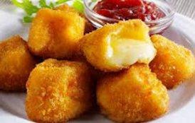 ricetta facile e veloce formaggio fritto