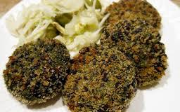 ricetta facile e veloce polpette di spinaci