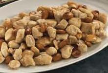 ricetta facile e veloce pollo alle mandorle