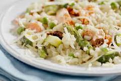 ricetta facile e veloce riso freddo agli asparagi