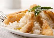 ricetta facile e veloce risotto al persico