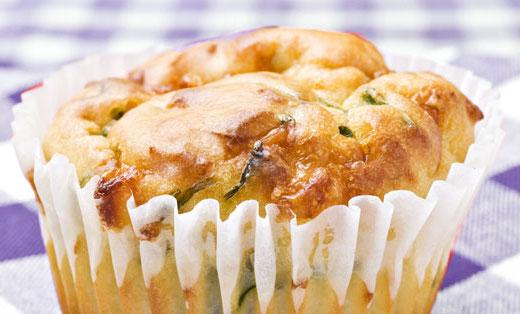 muffin-salati-salsiccia-cipolla