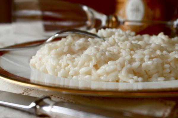 risotto-spumante