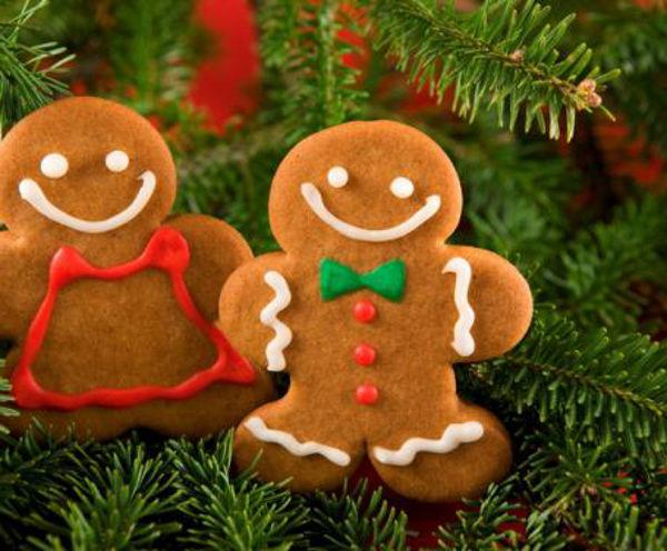 Ricetta Biscotti Di Natale.Ricetta Biscotti Di Pan Di Zenzero