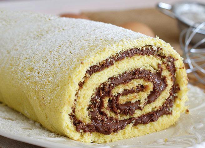 Ricetta Veloce E Facile.Ricetta Rotolo Dolce Al Cioccolato Salame Del Re Ricette Facili E Veloci